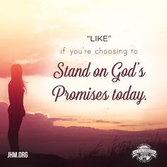 Amen! What promise are you believing God will fulfill today? #Faith #GodsWord #Bible #Fearless #God #Promises #Strength