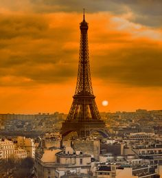 """""""There are only two places in the world where we can live happy: at home and in Paris."""" –Ernest Hemingway"""
