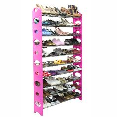 Fashionable Storage Solutions - Beyond the Rack