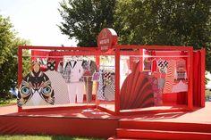 MISS SELFIE pop-up boutique for Colgate by Alan Khadikov