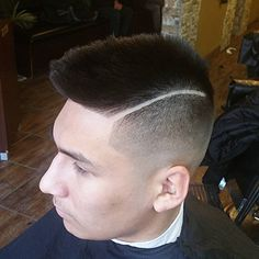 cool 45 Incredible Sexy Faux Hawk Fade Haircuts - New in 2016