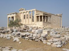 The Erectheion is an important ancient Greek temple located in Athens. The temple was to replace the Archaic Athena temple that had been rai...