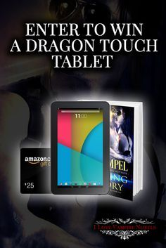 Win a Dragon Touch Tablet, $25 Amazon Gift Cards & Signed Copies from Bestselling Author Ann Gimpel