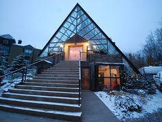 Pyramid House in Calgary