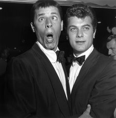 jerry lewis & tony curtis