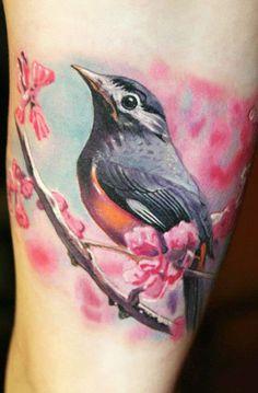 Tattoo Artist - Adam Molnar - animal tattoo