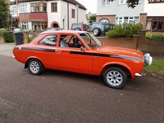 Escort Mk1, Ford Escort, Mk 1, Motors, Old School, Classic Cars, Mexico, British, Europe