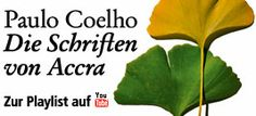 Empfehlung: Paulo Coelho Playlist auf YouTube