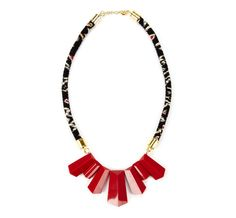 Sole Society Accessories - Tribal Statement Necklace