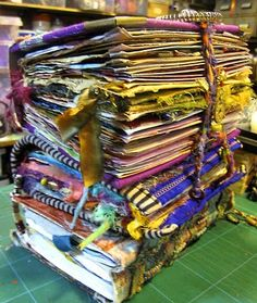 Ro Bruhn - some of my journals