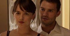 Jamie Dornan and Dakota Johnson are back as kinky businessman Christian Grey and his over-eager love interest