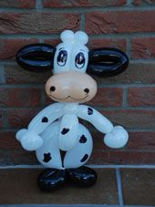 MagicWorks Ltd - Balloon Model Library - Page 17 - Cow