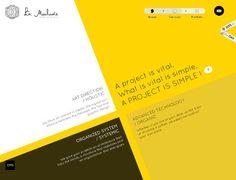 Web + Design    http://lamoulade.com/