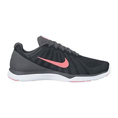 separation shoes 3bb65 d4790 NIKE Women s in-Season TR 6 Cross Trainer, Black Lava Glow Dark Grey White,  6 B US