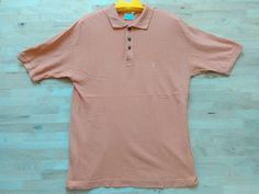Vintage Polo by Trussardi Large Polo Casual T Shirt by ArenaVintage