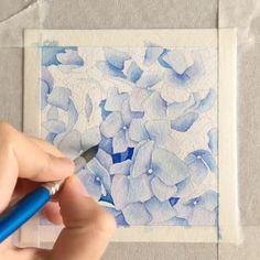 Hydrangea miniature Watch with headphones on #hydrangea #worldofartists #sydney #instaart #instadraw #instartist #art #print #artist #watercolour #illustrator #illustration #sketch #draw #draweveryday #drawing #artwork #inspiring_watercolors #global_artist #art_gallery #art_we_inspire #sketch_daily #artdiscover#waterblog #australianart #art_spotlight