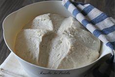 Pasta brioche da rosticceria - ricetta base. La base perfetta per grande e piccola rosticceria, dolce o salata,come calzoni, ravazzate, rollò di wurstel