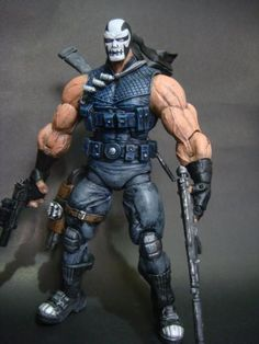 Crossbones (Marvel Legends) Custom Action Figure