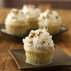 Tres Leches Cupcakes Recipe | Key Ingredient