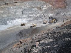 View from the top! Taken on the Super Pit Tour  http://www.kalgoorlietourism.com/KCGM-Super-Pit