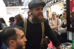 Trendthema Barber: Smooth & Easy - Tradition oder Trend? Barbershops sind DAS Thema. #1o1_Barbers #Barber #Barbershop #Fashion_Lifestyle #German_Barber_Award #Lifestyle #Marco_Sailer #Trend #Unsere_Salons_Friseure - http://www.fmfm.de/trendthema-barber-smooth-easy-982