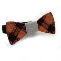 Phloyd Wooden Bow Tie,  even a wooden bow tie is COOL