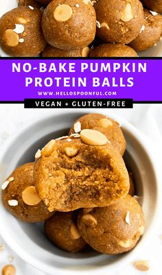 Protein Bites, Protein Cookies, Protein Ball, Protein Muffins, High Protein, Lemon Desserts, Healthy Dessert Recipes, Protein Recipes, Healthy Breakfasts