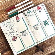 Bullet Journal Titles, December Bullet Journal, Bullet Journal Lettering Ideas, Bullet Journal Notebook, Bullet Journal Aesthetic, Bullet Journal Inspo, Book Journal, Bullet Journals, Bujo