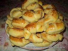Édes-sós kifli | www.webcukraszda.hu
