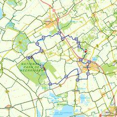 Fietsroute: De Blesse, NP de Weerribben en Steenwijk  (http://www.route.nl/fietsroutes/136363/De-Blesse-NP-de-Weerribben-en-Steenwijk/)