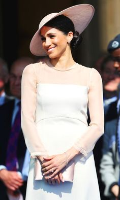 Meghan Markle attends The Prince of Wales' 70th Birthday Celebration