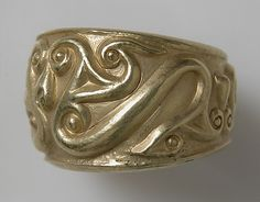 Celtic Ring, 4th-5th century BC