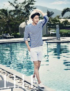 Park Hae Jin - Elle Magazine May Issue 13