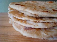 soft wrap bread.  I have made this recipe.  Very yummy bread.