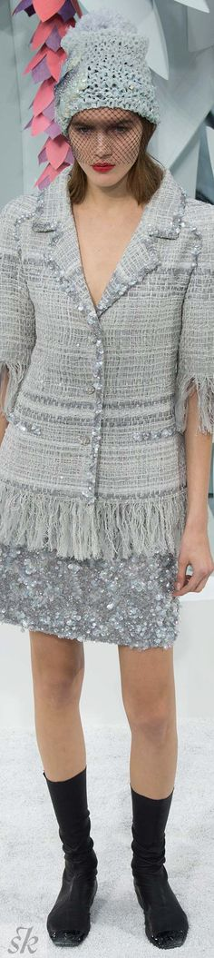 .CHANEL S/S15  ~KENNEDY CHIC