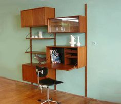 Royal System wall cabinet from the