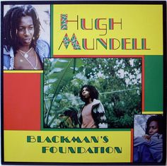 HUGH MUNDELL / AUGUSTUS PABLO / BLACKMAN'S FUNDATION / OVERHEART RECORDS JAPAN