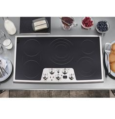 "PP962SMSS | GE Profile™ Series 36"" Built-In Cooktop 