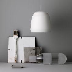 Lightyears Pendelleuchte Mingus P2, weiß. #artvoll #Designer #CecilieManz www.artvoll.de