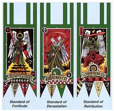 dark angel banners 40k - Google Search