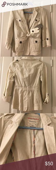 Anthropologie Cartannier Nepal Jacket NWT. Make me an offer! :) Anthropologie Jackets & Coats