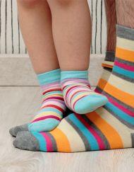 Fun sock subscription service!