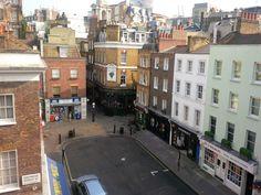 Shepherd Market in London, Greater London