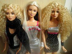shakira music video barbie | Barbie Shakira (Kayla/Lea Face)