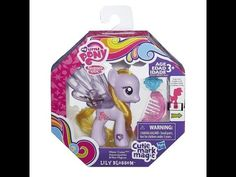 MLP Toy Review : Lily Blossom
