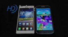 Samsung Galaxy S3 vs LG Optimus 4X: video