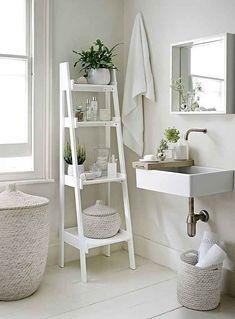 лестница в ванной