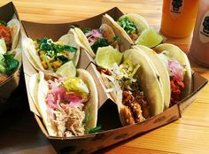 Tacomio - Taco, Chicharron, and Drink Review in Vancouver BC #foodie #foodporn
