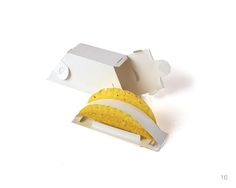 Taco Shell Packaging Process Book on Behance