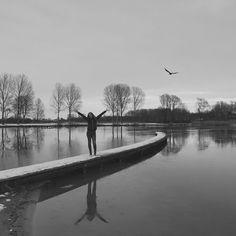 Zilvermeer Groningen Holland by xan68x